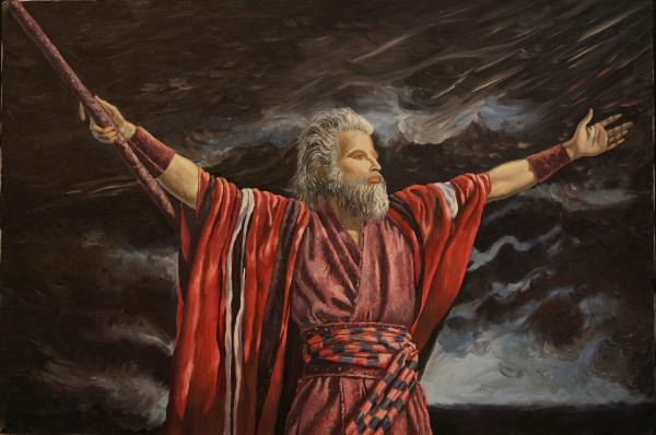Condensed Matter Physics >> Grants Moses Painting